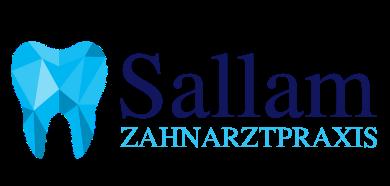 sallam zahnarztpraxis logo